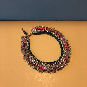 Venessa Arizaga Tiny Feathers Necklace